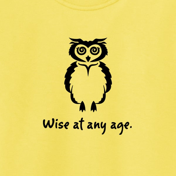 Image of Wise at any age.