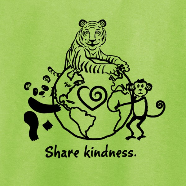 Image of Share kindness.