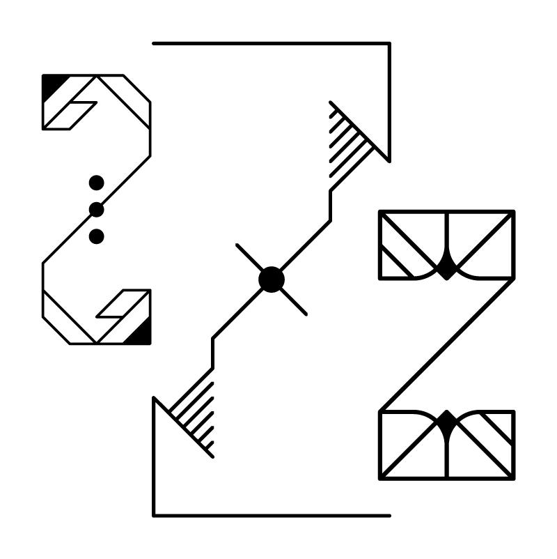 Image of ZWEI + ZENITH + ZONDAG
