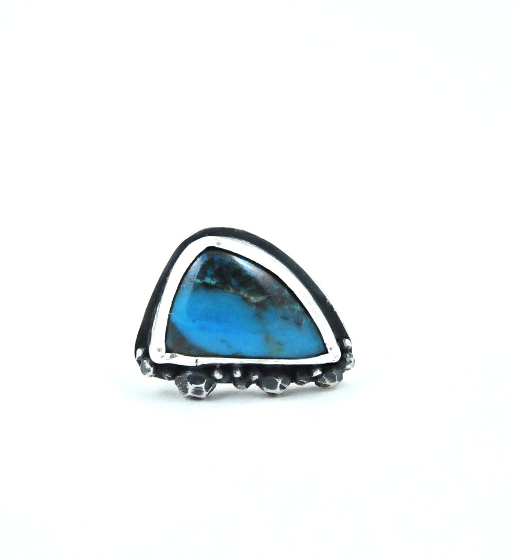 Image of Turquoise Pebble Ring