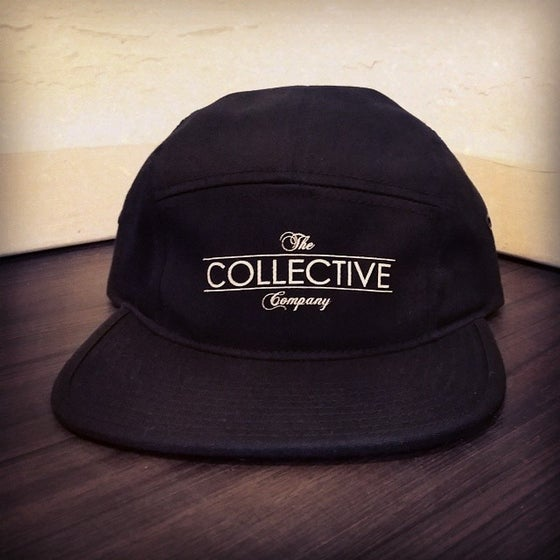 Image of Collective Regal 5-Panel (Black)