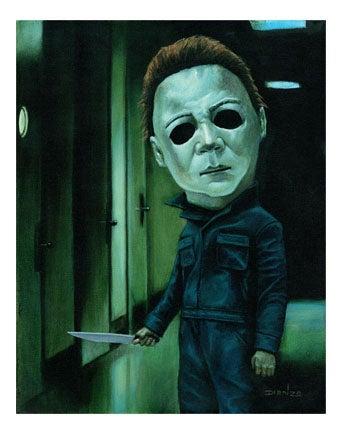"""Image of """"Michael Stalking"""""""