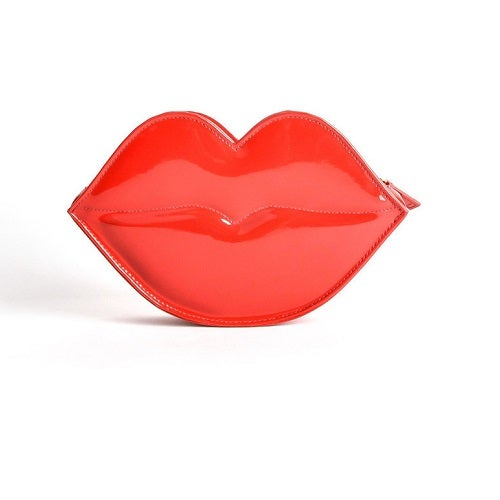 Image of SOLD OUT Moschino Parfums Lips Clutch