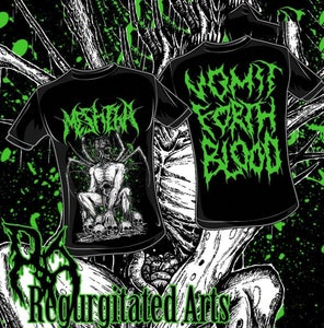 Image of Meshiha - T-shirts