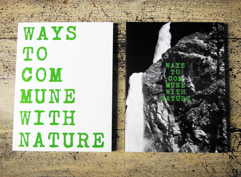 Image of Ways To Commune With Nature