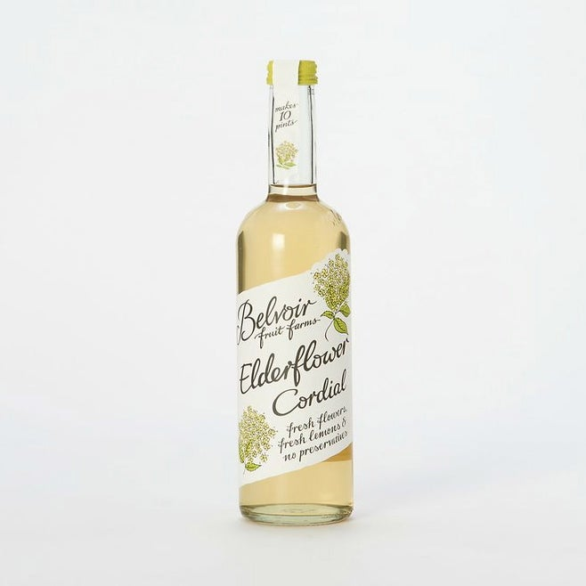 Image of Elderflower Cordial