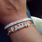 Image of Faith Chain Bracelet