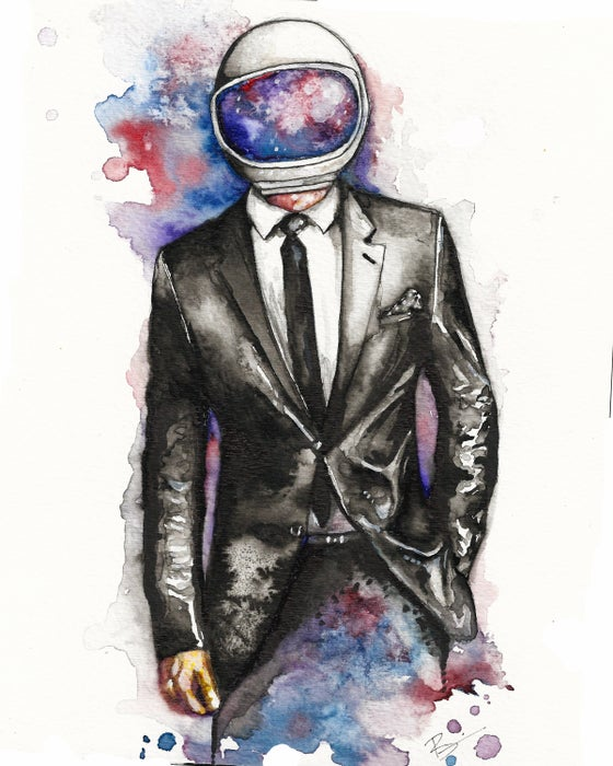 Image of Dressed to impress the stars in you