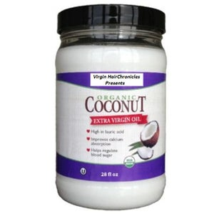 Image of Extra virgin coconut oil