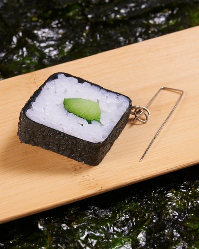 Image of Cucumber Sushi