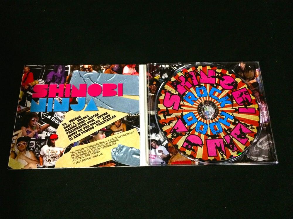 Image of Rock Hood CD