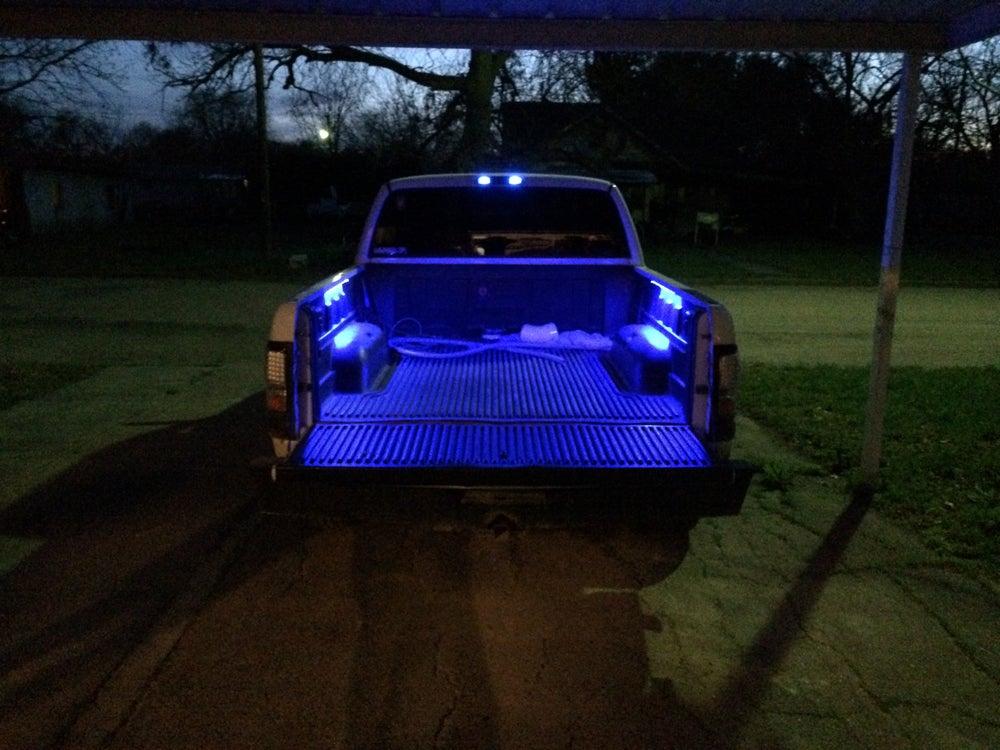 Image of (2) 2ft Bed Light Kit