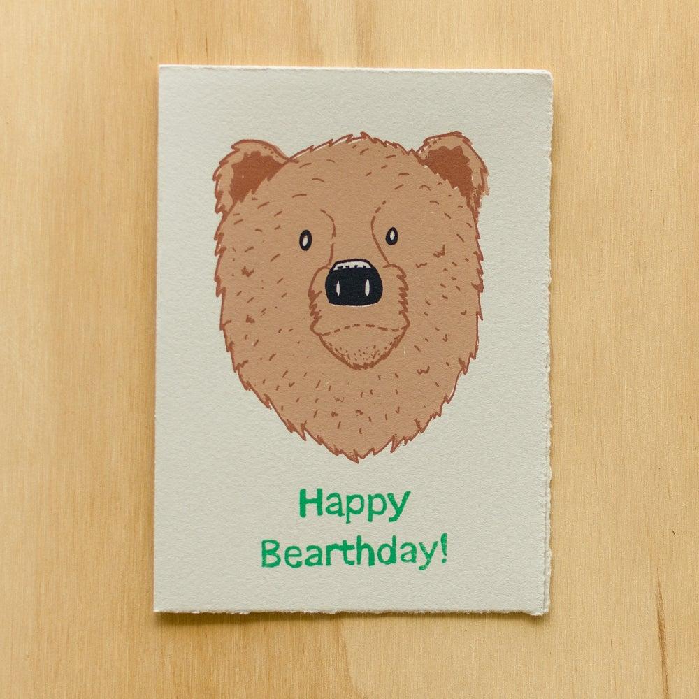 Image of Happy Bearthday