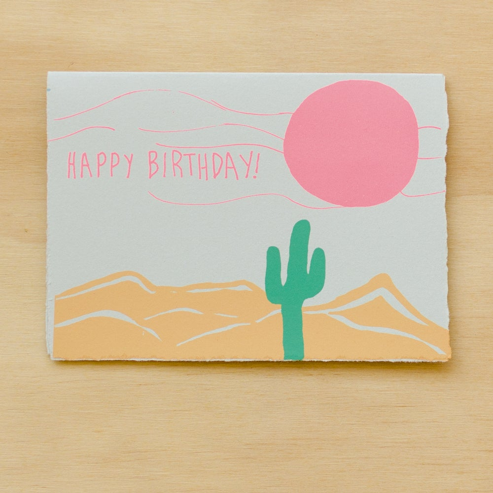 Image of Happy Birthday Desert