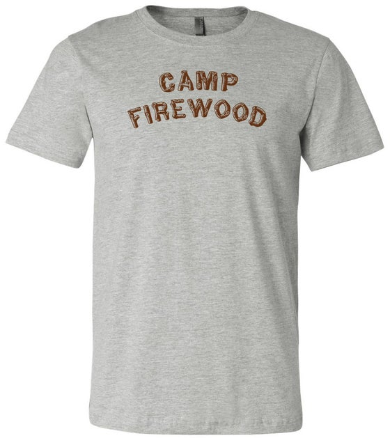 Image of WHAS - Arty's Camp Firewood Tee