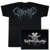Image of Condemned logo shirt