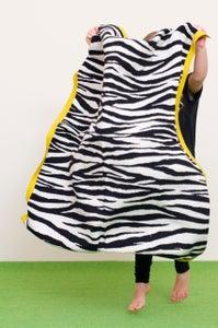 Image of Zebra Blanket