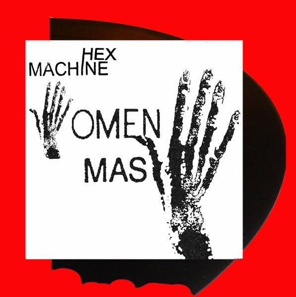 "Image of OMEN MAS 12"" LP"