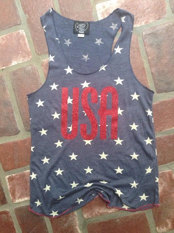 Image of USA Tank Top