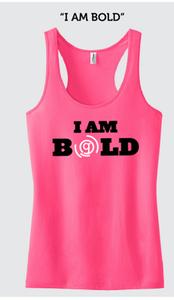 Image of I am bold!