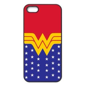 Image of Wonder Woman Logo case