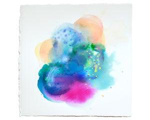 """Image of Original Painting """"smashing"""""""
