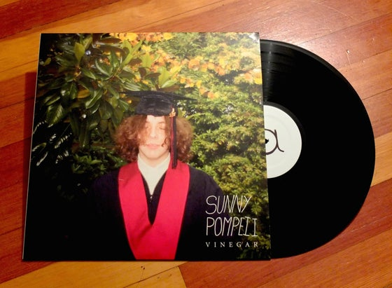 "Image of Sunny Pompeii Vinegar 12"" LP"