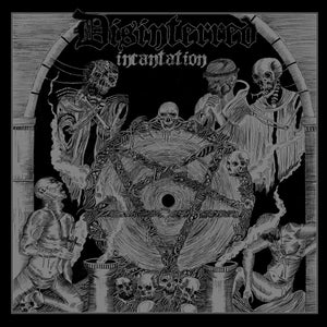 "Image of Incantation 7""/CD"