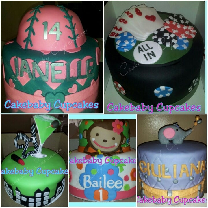 Image of Custom Cakes