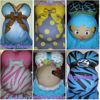 Image of Baby Bump Cake
