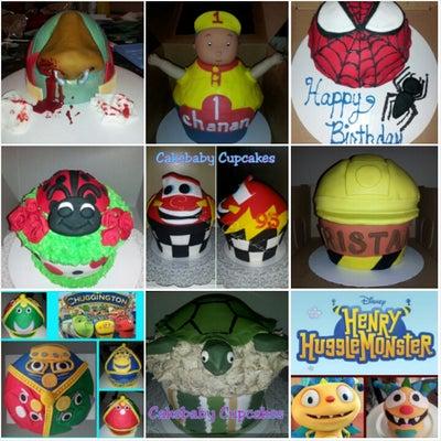 Image of Colossalbaby Cupcake