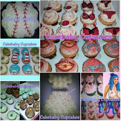 Image of Cakebaby Cupcakes