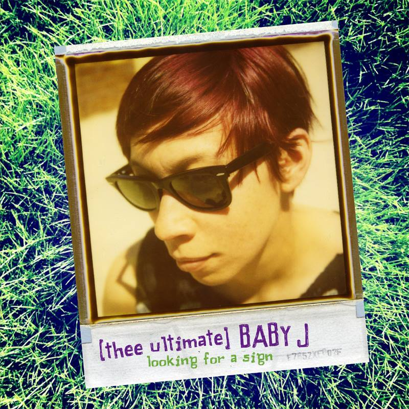 """Image of """"thee ultimate"""" Baby J 7"""""""