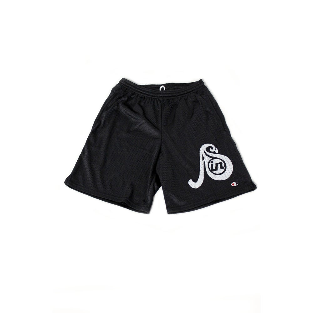 Image of Tear Drop Basketball Shorts