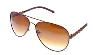 Image of Ladies Aviator sunglasses