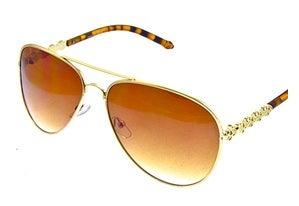 Image of Ladies Aviator sunglasses