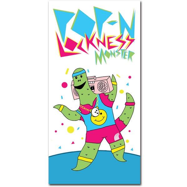 Pop n' Lock Sticker - Sick Animation Shop