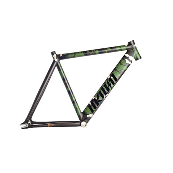 Image of LVX Limited Edition Camoflage Track Frame Unknown Bike Co.