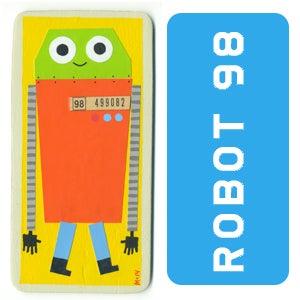 Image of ROBOT #98