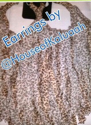 Image of Leopard fringes