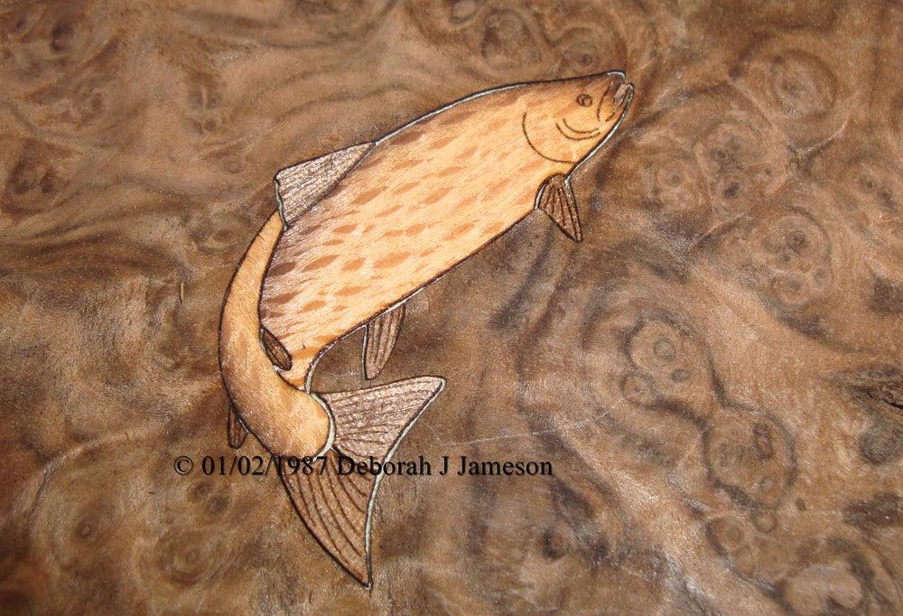 Image of Item No.        Fish xxxx