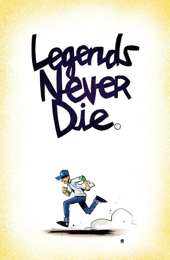 Image of Legends Never Die