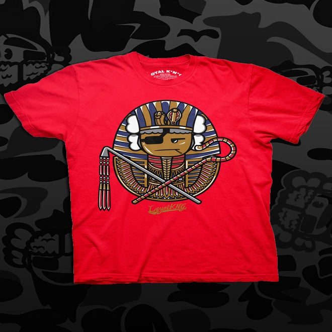 Image of Pharaoh Atama Resurrection (Red/Black)