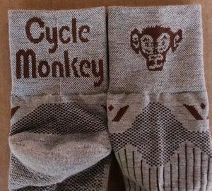 Image of Cycle Monkey SwiftWick Wool Socks