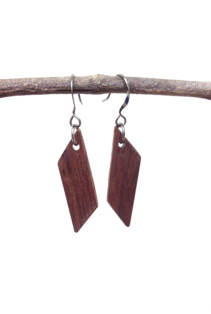 Image of Rhombus Earrings