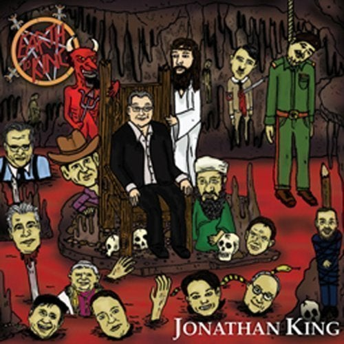Image of Jonathan King - Earth To King