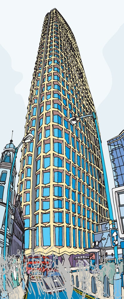 Image of Centrepoint 01, London
