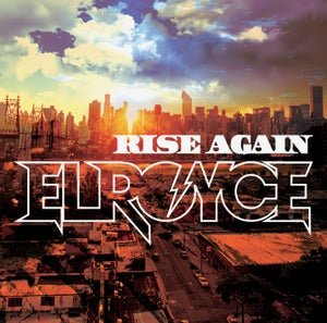 "Image of CD ALBUM ""RISE AGAIN"""