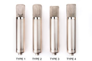 Image of Alctron HT-11A Tube Microphone Body Kit