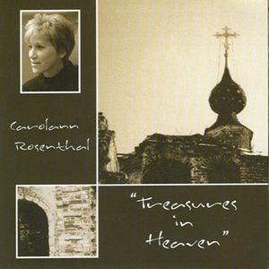"Image of ""Treasures In Heaven"" CD"